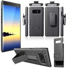 Holster with Belt Clip Stand Shockproof Case Cover For Samsung Galaxy Note 8