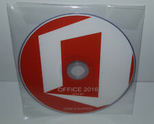DVD - OFFICE 2016 HOME & BUSINESS - 32/64 BIT FULL - SPANISH (MICROSOFT)