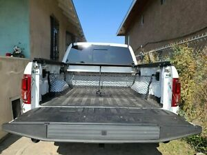 Truck Bed Envelope Style Trunk Mesh Cargo Net for FORD F-150 F150 2015-2021 New