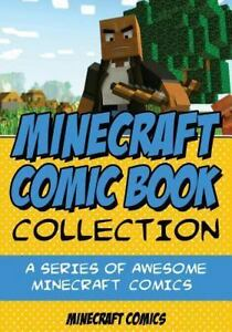 MINECRAFT COMIC BOOK COLLECTION: