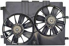98-02 CAMARO Z28 SS FIREBIRD TA RADIATOR DUAL COOLING FAN LS1 5.7 350 V8 620-634