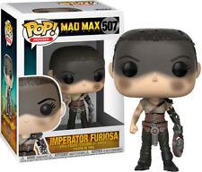Furiosa Licensed Mad Max Fury Road Funko POP Vinyl 507 Figure Charlize Theron