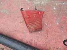 107r Mercedes 1972-89 380 450 560 SL LEFT Qrt Panel Extension OEM piece no rust