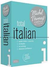 Total Italian (Learn Italian with the Michel Thomas Method) by Michel Thomas (CD-Audio, 2011)