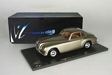"""1:18 BBR Alfa Romeo 6C 2500 SS """"Villa d'este"""" Beige Metal 1951 MEGA RARE"""
