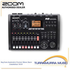 R8 Digital Recorder by Zoom With 2gb SD Card