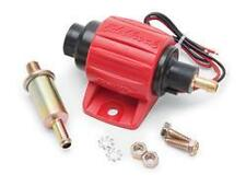 Edelbrock 17301 Universal Electric Gas Fuel Pump 38 GPH 4-7 psi