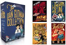 Talent Show,Nightmare Book Fair,Homework Machine (pb, box set) by Dan Gutman NEW