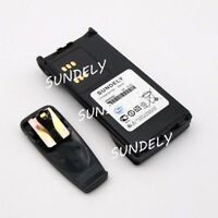 NiMh Battery for MOTOROLA GP328 GP360 GP380 GP640 GP680 1800mAh HNN9008 HNN9009