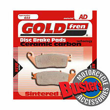Goldfren Sintered Front Brake Pads Derbi GP1 250i 07-09