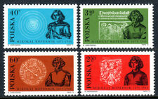 Poland 1915-1918, MNH. Portraits of Nicolaus Copernicus, Polish astronomer, 1972