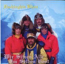 Dschinghis Khan - Wir Sitzen Alle Im Selben Boot - CD