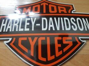 Emaillen Schild Shell Oele Öl Benzin Harley Davidson Werkstatt Garage Tankstelle