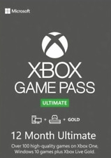 XBOX LIVE 12 MONTHS GOLD + Game Pass (Ultimate) Code (50x7 Days) INSTANT 24/7