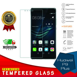 Tempered Glass Screen Protector Premium Protection For Huawei P9 Plus