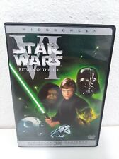 Star Wars: Return Of The Jedi Widescreen DVD 2004