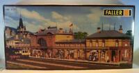 Faller H0 B-113 Kit Bausatz Bahnhof Bonn verblisterte OVP #3070