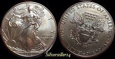 2012 1oz Silver Eagle Bu/Au nice bullion round #A213