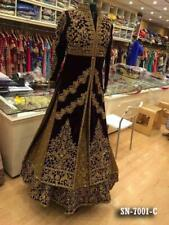 Lehnga Choli Salwar Kameez Traje de Diseño Boda Ropa de Fiesta Vestido Pakistaní