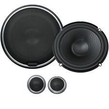 "Kenwood 560W 6.5"" Performance Component Car Stereo Speaker System 