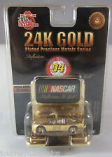 24K Gold Nascar Bill Elliot 1999 Racing Champions Inc Limited 1 of 4,999 MIP
