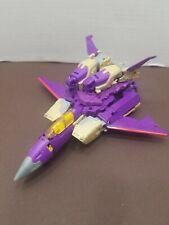 Blitzwing Voyager Class Transformers Generations Titans Return