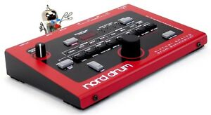 Clavia Nord Drum Synthesizer Drum Synth + Top Zustand + 1.5Jahre Garantie