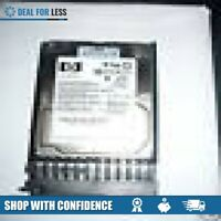 504062-B21/504334-001/418373-010/DH0146BALWN-HP 146GB 15K 2.5 SAS DP HDD
