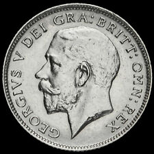 More details for 1912 george v silver sixpence, aunc