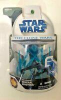 Star Wars The Clone Wars 2008 Holographic General Grievous Hasbro TRU No Sticker