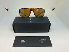 ELECTRIC SUNGLASSES TECH ONE 233720 MATTE TORT OHM BRONZE POLARIZED