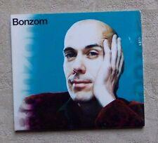 """CD AUDIO MUSIQUE/ BONZOM """"L'HOMME QUI PLEUT...""""  12T CD ALBUM DIGIPACK 2002 NEUF"""