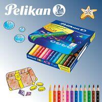 Pelikan combino Bunstifte Dreikant Bruchsicher 12 Farben