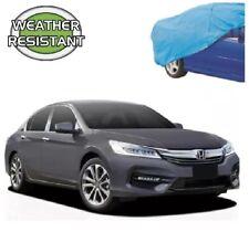 Car Cover Suits Honda Accord & Euro Sedan to 4.95m WeatherTec Soft Non Scratch