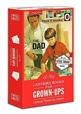 Lagoon Ladybird Books For Grown Ups The Dad Lateral Thinking Game Adults Gift