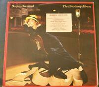 Barbra Streisand The Broadway album LP sings the best from Broadway CBS