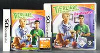 Spiel: TIERLIEBE GROß GESCHRIEBEN für Nintendo DS + Lite + Dsi + XL + 3DS 2DS