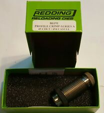 86191 REDDING 45 COLT / 454 CASULL PROFILE CRIMP DIE - BRAND NEW - FREE SHIP
