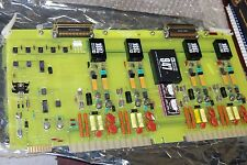 Westinghouse 2343D99G01,Rev10, Rtd Input Circuit board, Repaired by Westinghouse