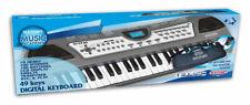 Bontempi KTD 4910.2 Tastiera 49 Tasti con Display LCD Retroilluminato