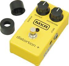 Dunlop MXR M-104 Distortion+ Distortion + Plus Guitar Effects Pedal M104