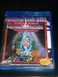 Power of Grayskull History    Blu Ray
