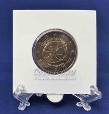 Oostenrijk 2009 2 Euro European Monotary Union