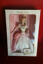 Birthday Wishes Barbie  Collector Edition  First in a Series  NIB  #21128