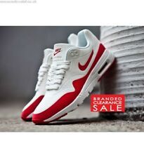 fba7440d8387f BNIB New Women Nike Air max 1 ultra Moire Blue Red White size 3 4 5