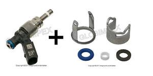 Fits 2007-2011 Audi A6 Quattro Fuel Injector Genuine 42972BX 2008 2009 2010 4.2L