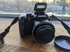 Pentax X70 12MP Digital Camera with 24X  Zoom 2.7