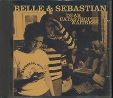 Belle & Sebastian - Dear Catastrophe Waitress (Rough Trade) Cd Eccellente
