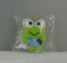 TOKIDOKI Keroppi Plush Christmas Ornament 2013 Frog Hello Kitty Collection