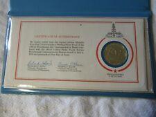 John Pinches 1976 USA BICENTENNIAL Hallmarked Silver Commemorative Coin Mint
